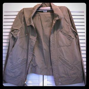 Old Navy XXL Women's olive green jacket